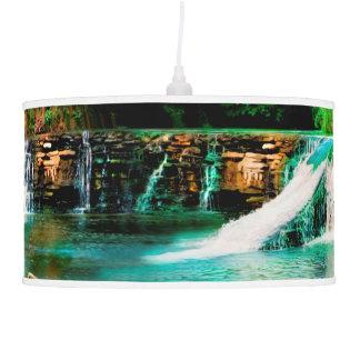 Luminária De Teto Lampshade da piscina do Spillway de Drury