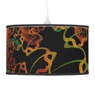 Luminária De Teto O céu enraíza a pintura mural de Wildstyle de