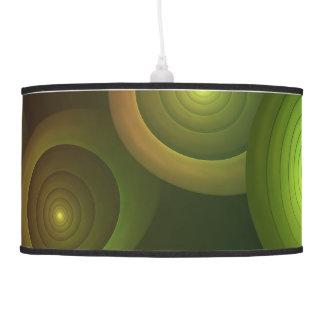 Luminária De Teto Pontos do arco-íris de Retrotacular em um
