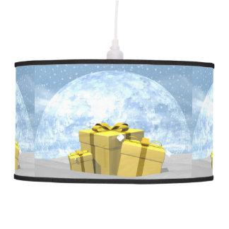 Luminária De Teto Presentes - 3D rendem