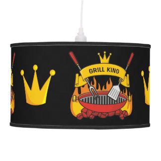 Luminária De Teto Rei da grade
