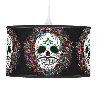 Luminária De Teto Skull20170396