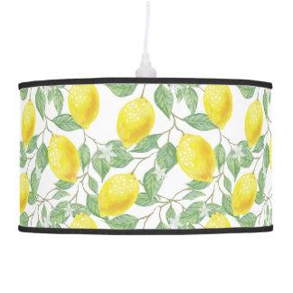 Luminária De Teto Teste padrão da árvore de limão