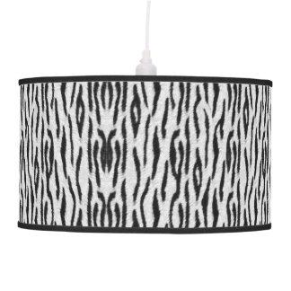 Luminária De Teto Tigre branco