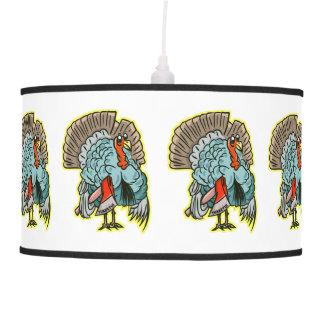 Luminária De Teto Turquia com uma acção de graças engraçada do