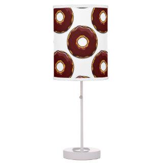 Luminária Design da rosquinha do chocolate dos desenhos