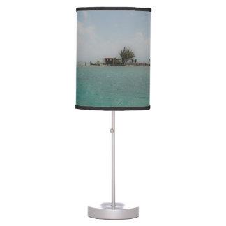 Luminária Ilha de deserto