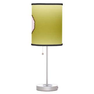 Luminária Ouro glamoroso personalizado