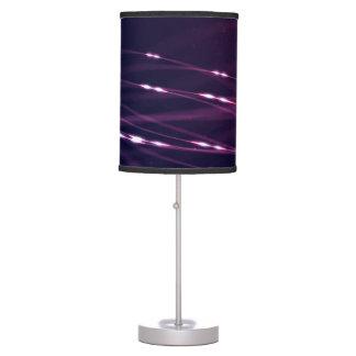 Luminária Roxo escuro abstrato
