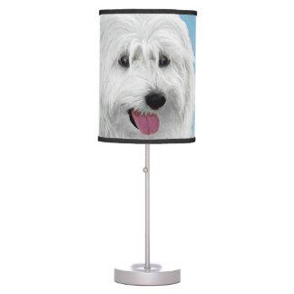 Luminária Sheepdog polonês da planície
