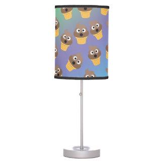 Luminária Teste padrão bonito do cone do sorvete de Emoji do