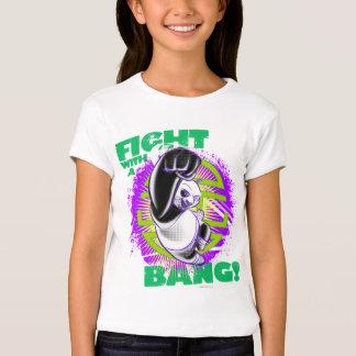Luta com um golpe camiseta