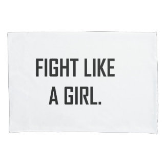Luta como uma menina