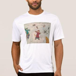 Luta do Snowball Camiseta