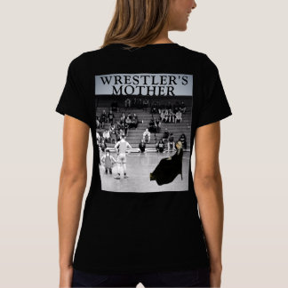 luta engraçada camiseta
