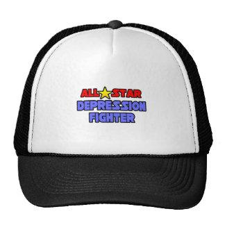 Lutador da depressão de All Star Bones