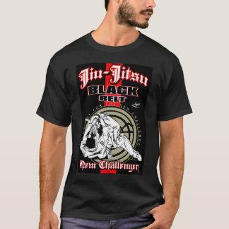 Lutador de Jiu-Jitsu pelo original de Ricardo Camiseta