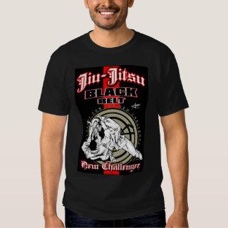 Lutador de Jiu-Jitsu pelo original de Ricardo T-shirts