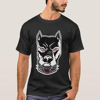 Lutadores de Pitbull Camiseta
