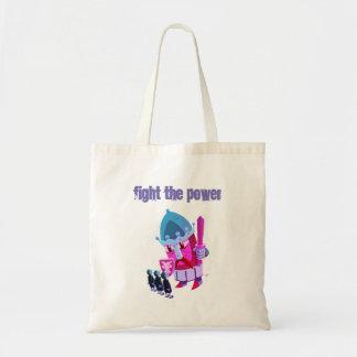 Lute o bolsa do poder