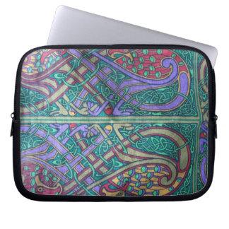 luva celta capas para notebook