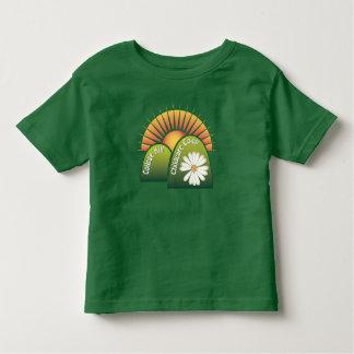 luva Criança-curta Tshirt