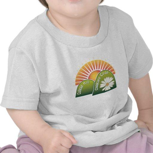 luva Criança-curta T-shirts