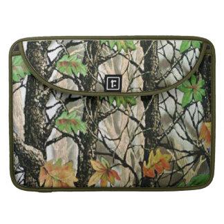 Luva da caixa do laptop de Forrest Camo Macbook Bolsas Para MacBook