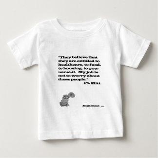Luva de 1% t-shirt