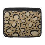 Luva de ar animal de Macbook do impressão Bolsas De MacBook