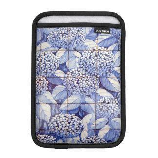 Luva De iPad Mini Azulejos florais