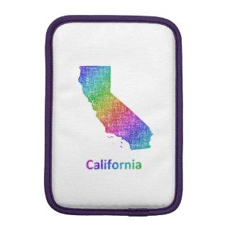 Luva De iPad Mini Califórnia