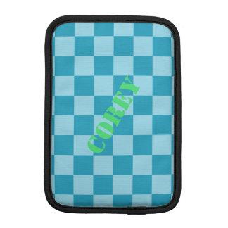 Luva De iPad Mini HAMbWG - caixa do computador - verificador do Aqua