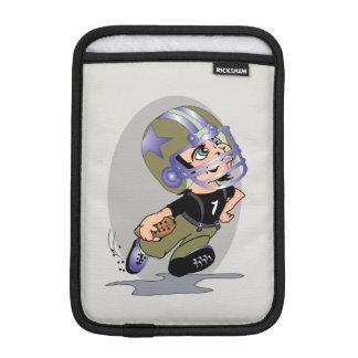 Luva De iPad Mini iPad BONITO dos DESENHOS ANIMADOS   do FUTEBOL