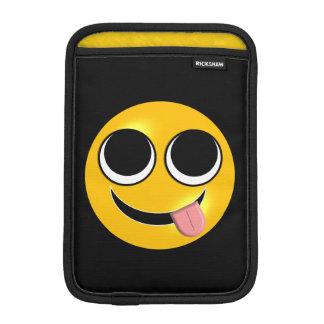 Luva De iPad Mini Língua para fora Emoji