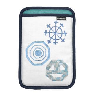 Luva De iPad Mini Mini luva da Eu-Almofada especial do floco de neve