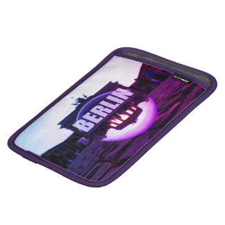Luva De iPad Mini Porta de Brandemburgo 001.2.F, através da bola de
