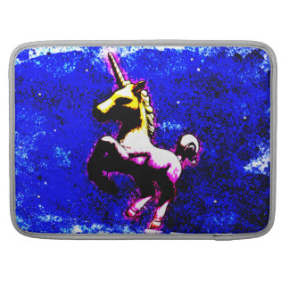 Luva de Macbook do unicórnio (cupcake do punk) Bolsas MacBook Pro