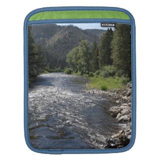 Luva de Rock Creek Montana IPad Bolsas Para iPad