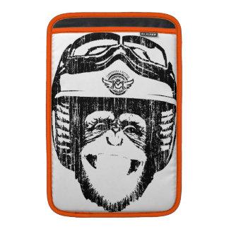 Luva do iPad do macaco de Moto Bolsa Para MacBook Air