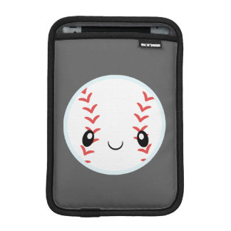Luva iPad Mini Basebol Emojis