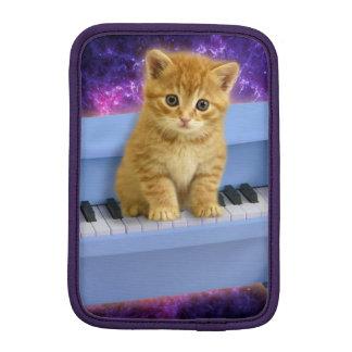 Luva iPad Mini Gato do piano