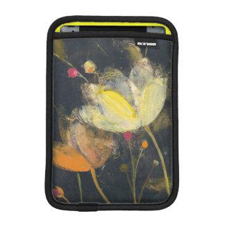 Luva iPad Mini Jardim do luar no preto