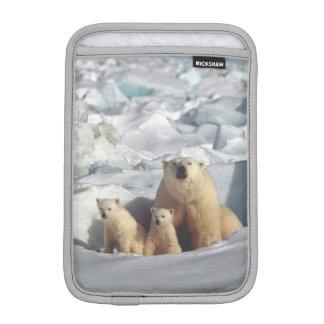 Luva iPad Mini Luva do iPad dos animais selvagens árticos de Cubs