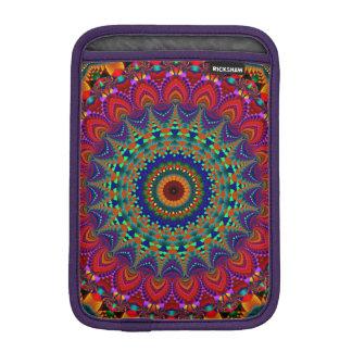 Luva iPad Mini Mandala colorida