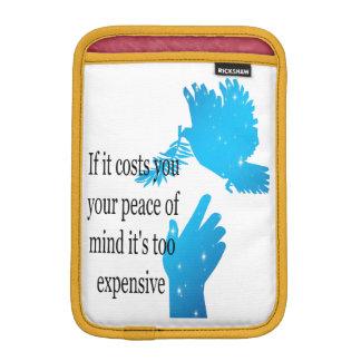 Luva iPad Mini mini luva do iPad se lhe custa sua paz