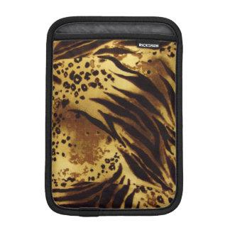 Luva iPad Mini O tigre listra luva do iPad do teste padrão do