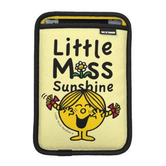 Luva iPad Mini Senhorita pequena pequena Luz do sol Riso da