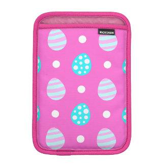 Luva iPad Mini Teste padrão colorido cor-de-rosa doce alegre dos