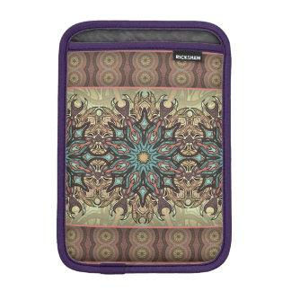 Luva iPad Mini Teste padrão floral étnico abstrato colorido da